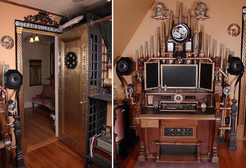 9-Steampunk-Office