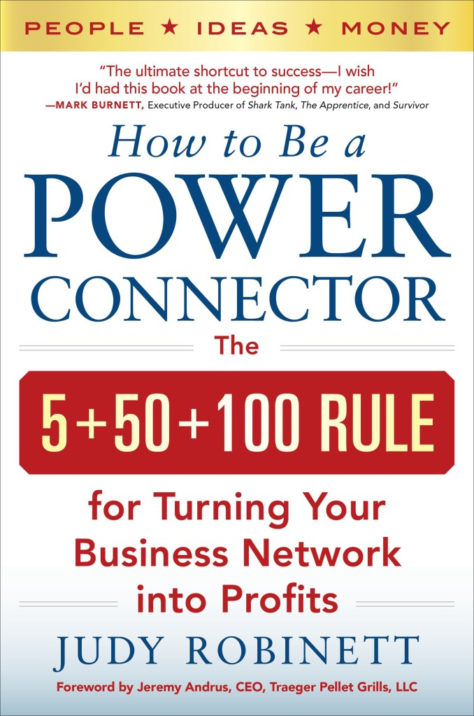 How-to-be-a-power-connector-business-books
