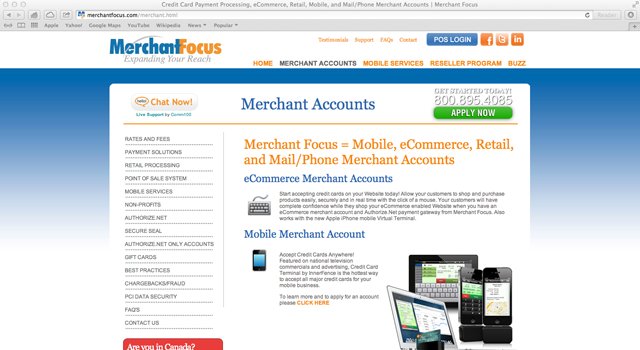 Merchant-Focus