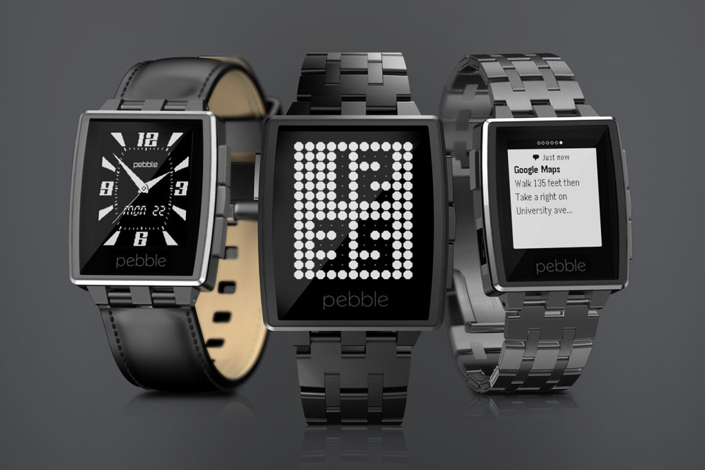 Pebble-Steel-Smartwatch