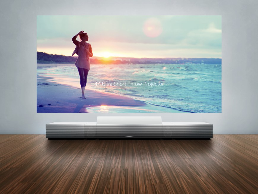 Sony-4K-Ultra-Short-Throw-Projector