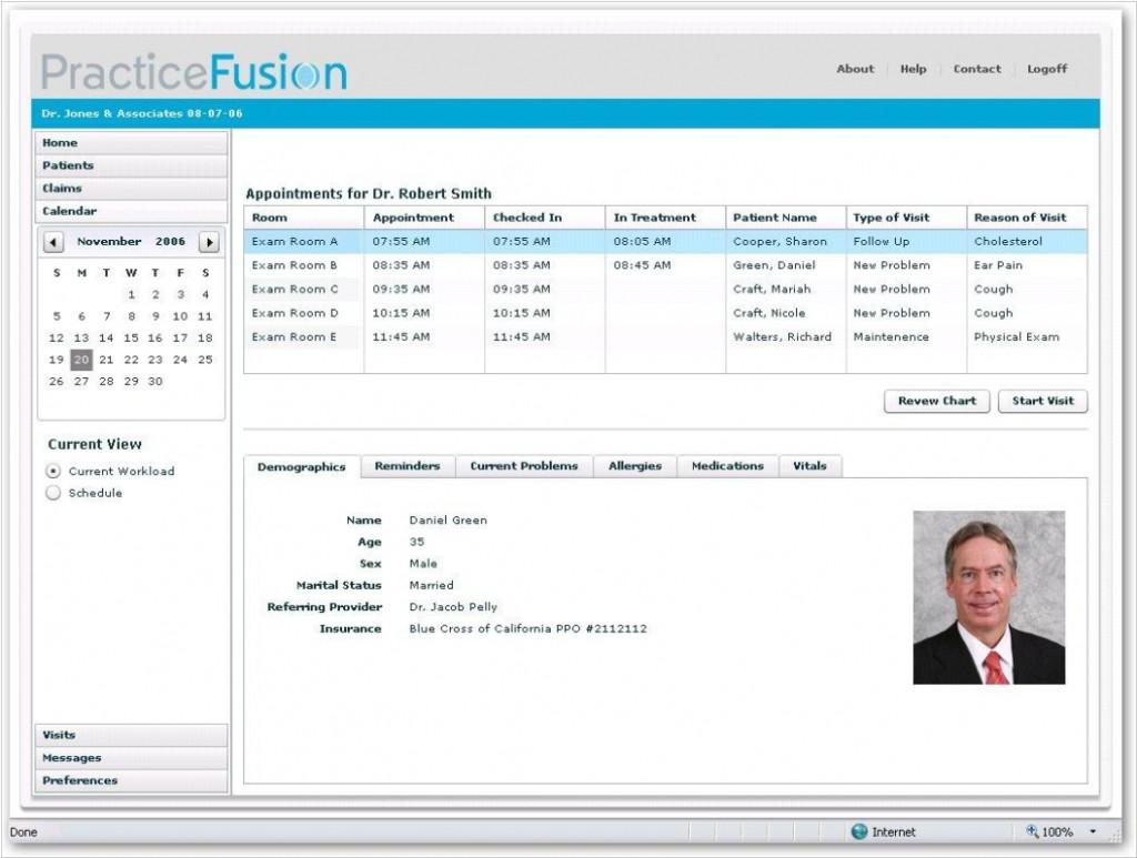 Practice-Fusion-EHR-Vendor