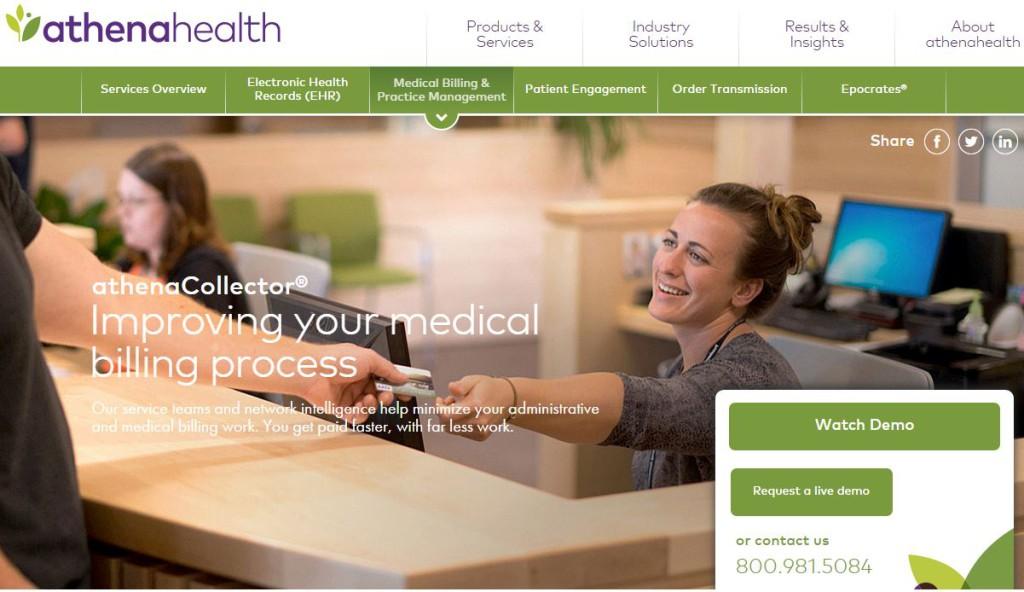 Athena Health