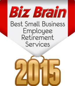 Biz Brain - Best Small Business Employee Retirement Services 2015