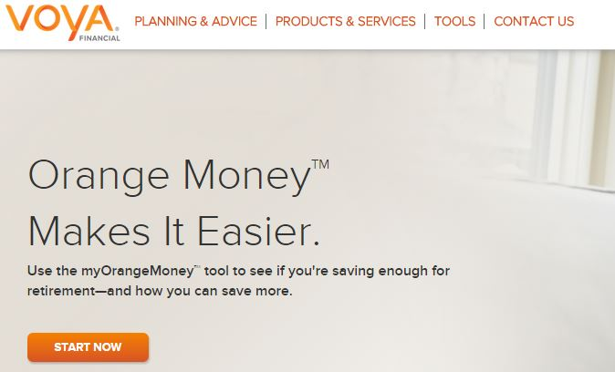 voya financial customer service